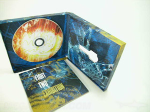 custom cd usb box set packaging